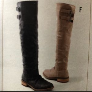 Venus Over the Knee stretch boots 👢
